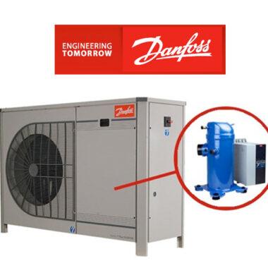 La unidad de condensación de velocidad variable INVERSOR Optyma ™ Plus
